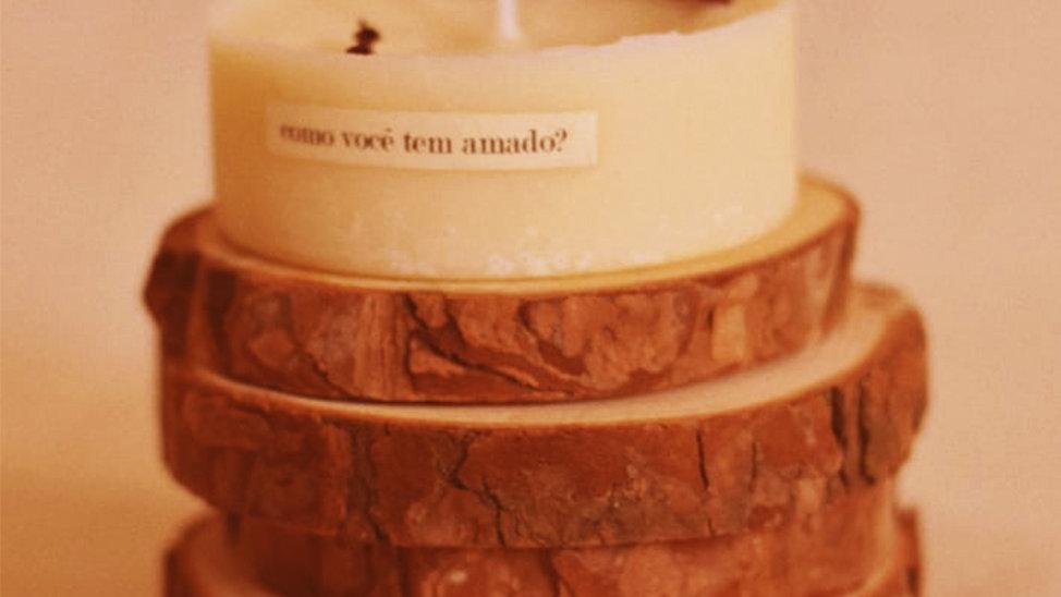vela de palmarosa Foradaterra