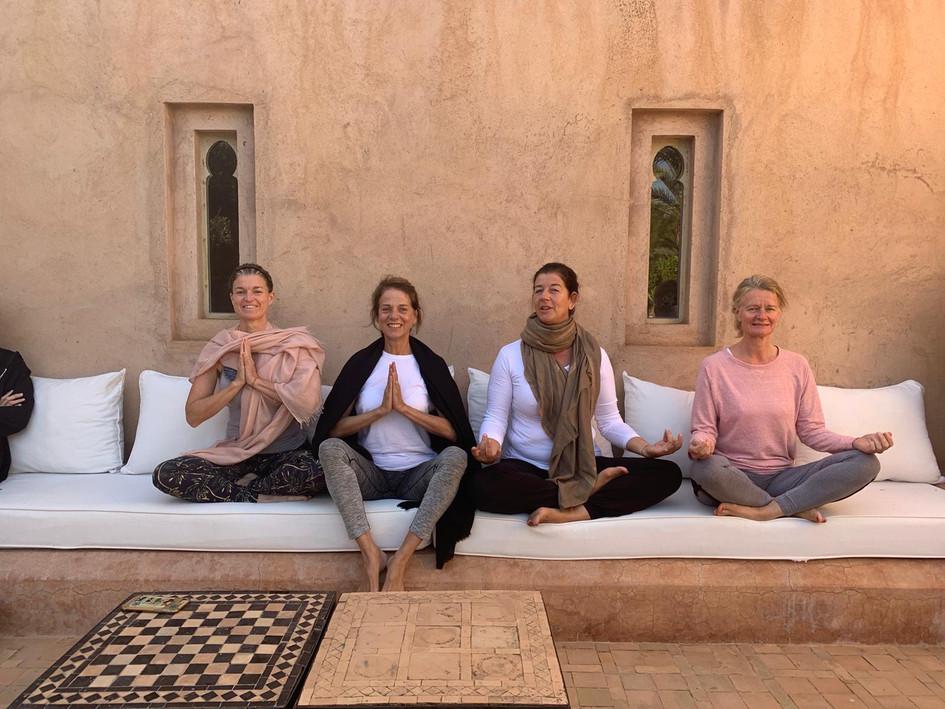 Séjours Yoga