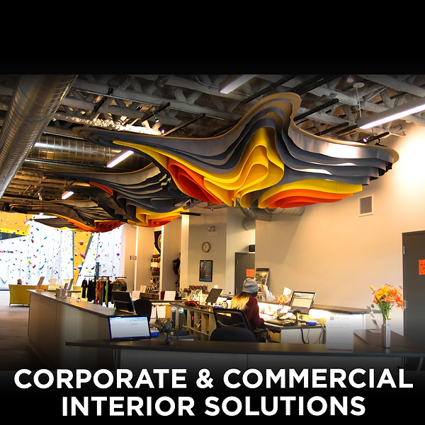 Coprorate & Commercial Interior Solution