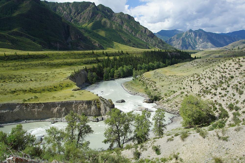 Montes Urais, Rússia