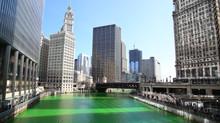 Vestindo verde – o dia de St. Patricks