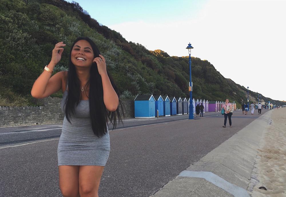 Marcella em Bournemouth