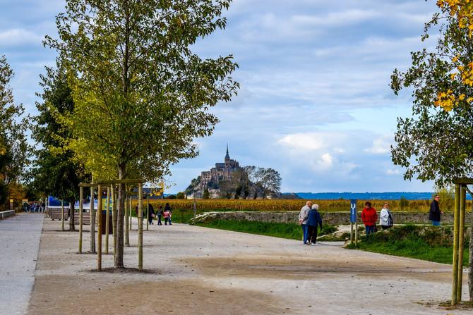 Mont Saint Michel: uma viagem no tempo