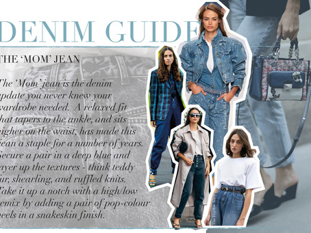 The Edit: The Fall Denim Guide