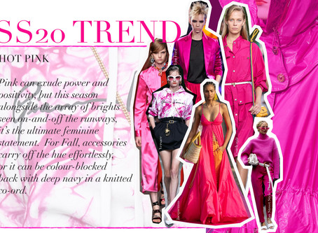 The Edit: Spring Summer '20 Trends To Rock For Fall
