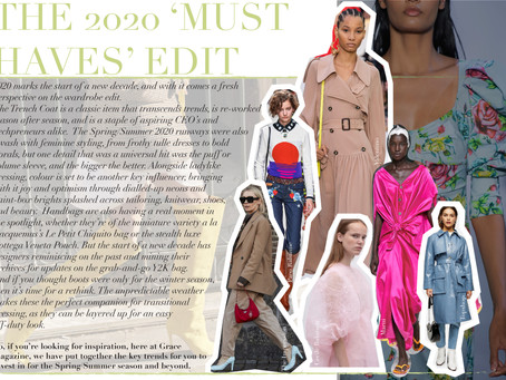 The Edit: SS20 'Must Haves'
