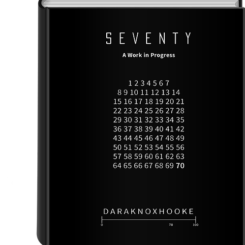 Seventy: A Work in Progress (Limited Edition Hardcopy)