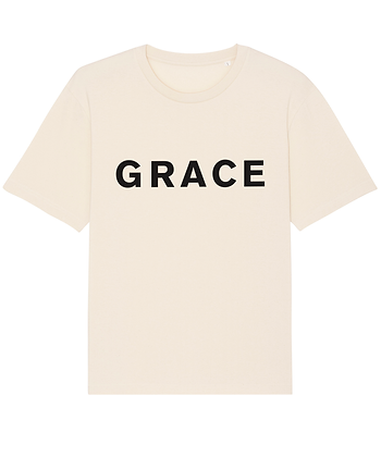 GRACE Organic Cotton Logo T-Shirt