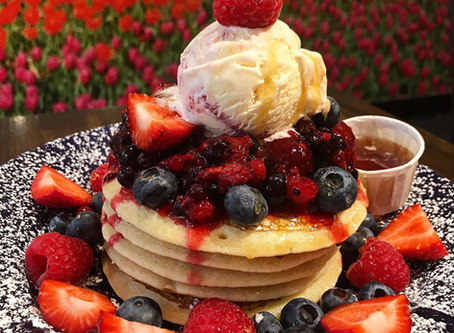 5 Places to Eat Pancakes in London