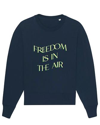 GRACE x Merci Gisele Embroidered Sweatshirt