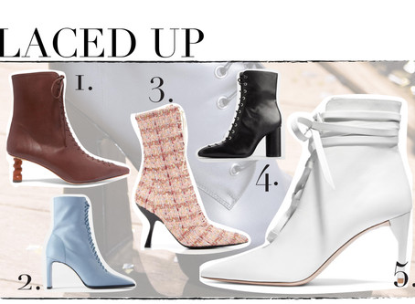 The Edit: Top 4 Shoe Trends For Fall