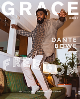 1. GRACE ISSUE 7 COVER - Dante Bowe -IG