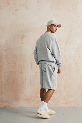 GRACE x Merci Gisele Embroidered Shorts