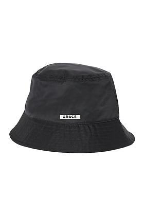 Rubber Logo Bucket Hat