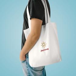joy1org-cotton-tote-bag
