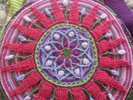 Writing and crochet