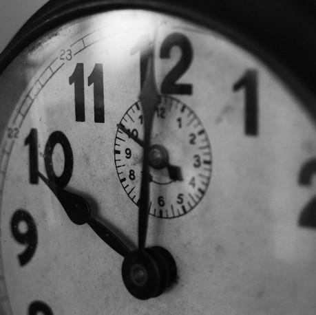 Não perca o seu tempo!