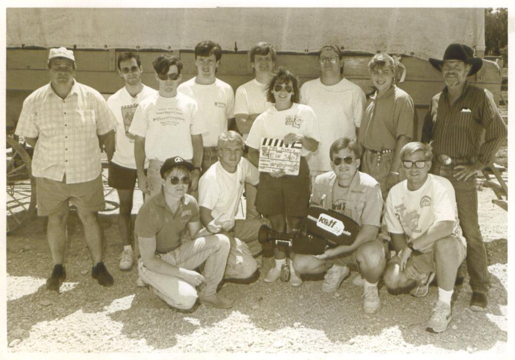 KCTF Crew shot circa 1993