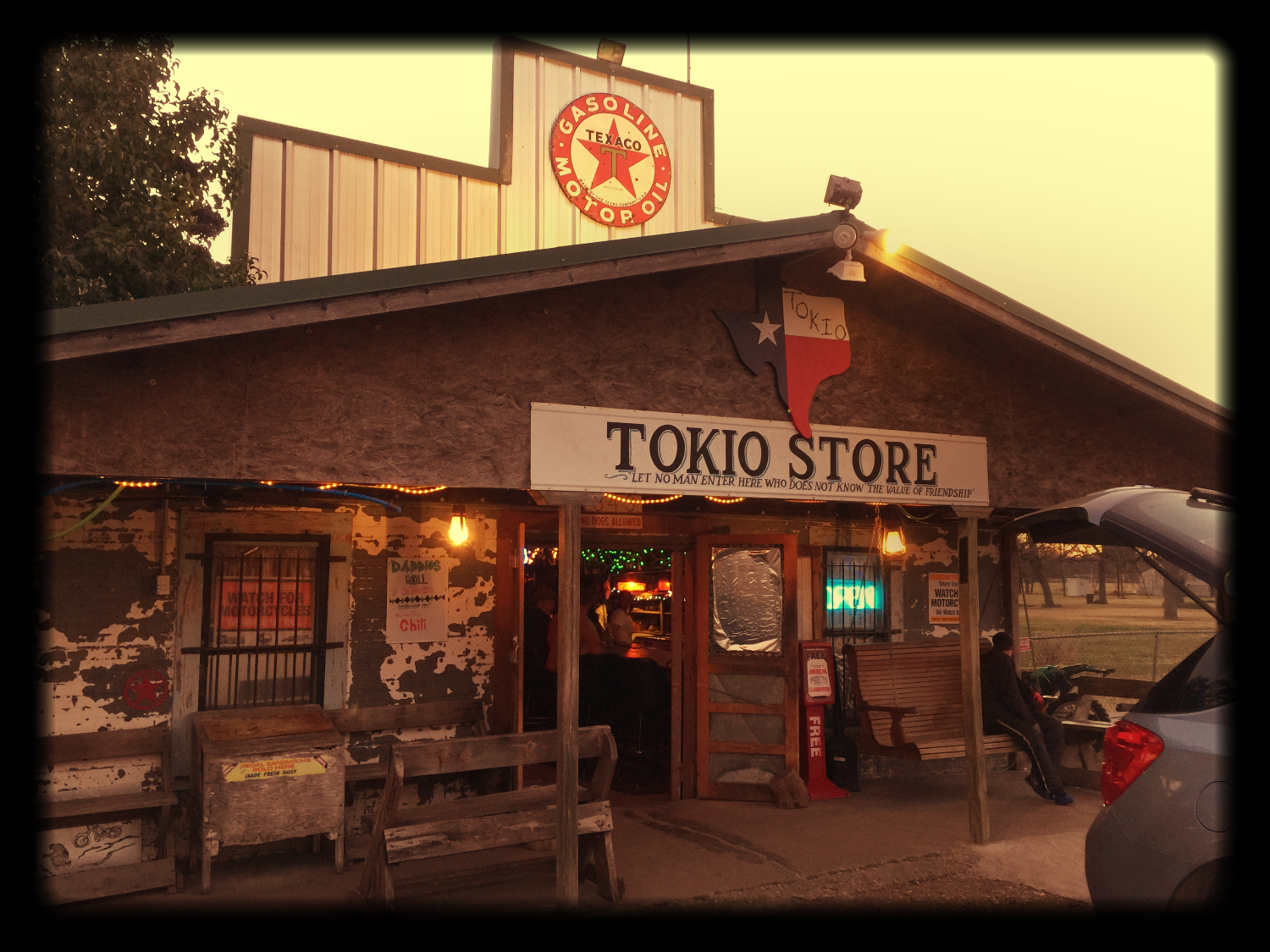 Tokio Store in West, TX FEB 20th