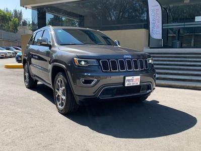 Jeep Grand Cherokee Limited Lujo V8 4X4 2021 Blindada Nivel 3 Plus Multihit