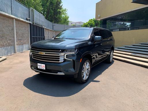 Chevrolet Suburban  High Country 2021 Protelife Nivel 3 Plus Multihit B33