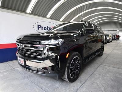 Chevrolet Suburban RST 2021 Protelife Nivel 3 Plus Multihit