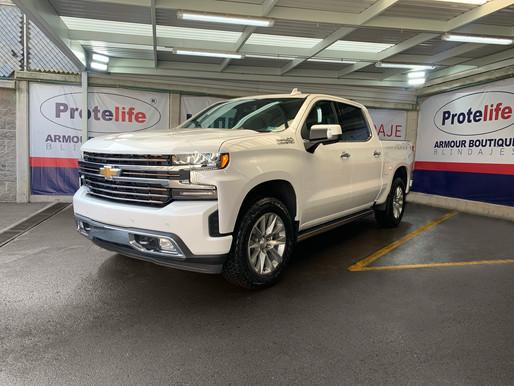 Chevrolet Cheyenne High Country 2021 Nivel 5 Plus (CEN BR6/FB6)