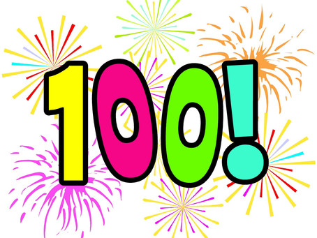 Just passed the 100 mark.  Served as a mediator in over 100 matters this year.