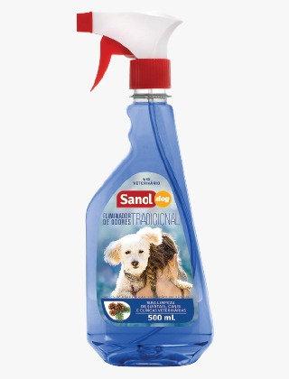 Eliminador de Odores Tradicional Sanol Spray 500ml