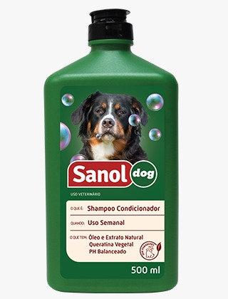 Shampoo e Condicionador 500ml