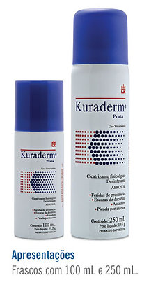 Kuraderm® 250ml Spray