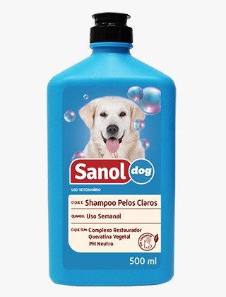 Shampoo Pelos CLaros 500ml