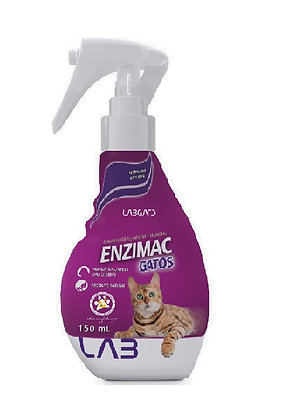 Enzimac Gatos 150ml