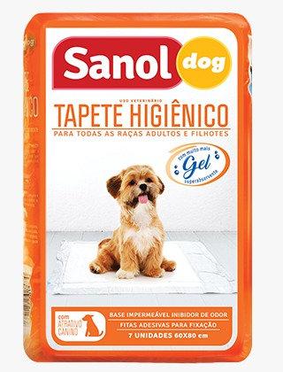 Tapete Higiênico Sanol 60x80