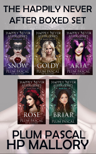 HAPPILY NEVER AFTER BOXED SET