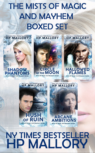 MISTS OF MAGIC & MAYHEM BOXED SET
