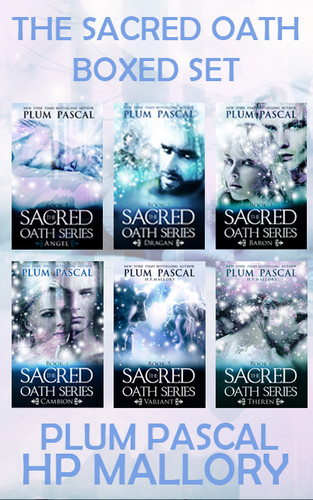 SACRED OATH BOXED SET