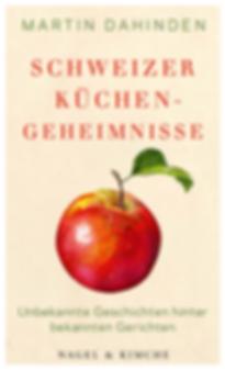 Swiss cookbook by Ambassador Martin Dahiden