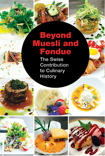 Beyond Muesli and Fondue - Swiss food and recipes