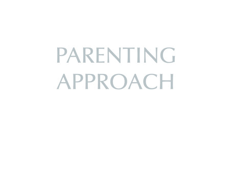 Parenting Approach