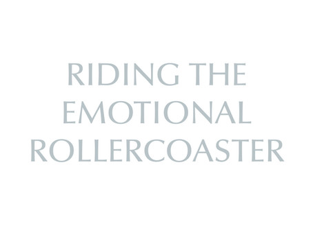Riding the Emotional Rollercoaster