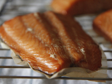 Hot-Smoked Salmon (Update)