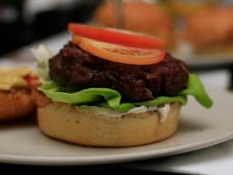BOG Burgers (Bacon, Onion, Guinness)