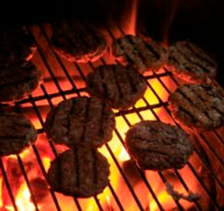 Thursday night burgers