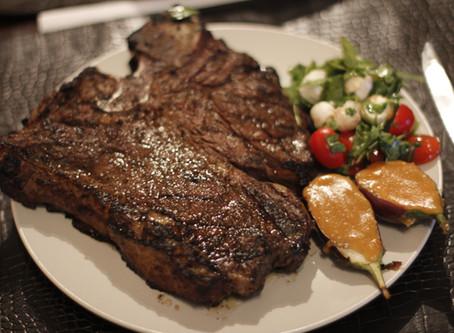 Wildly Incredible TBone Steak