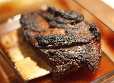 Hickory Smoked Beef Short Ribs