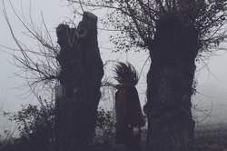 Like a tree (selfportrait)