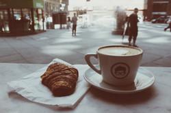 Morning feeling in NY