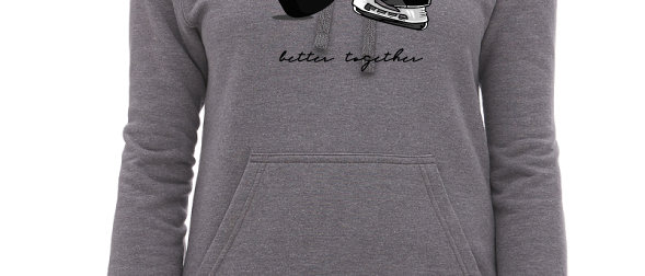 Better Together Puck & Skate Hoodie