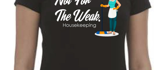 Housekeeping Tee